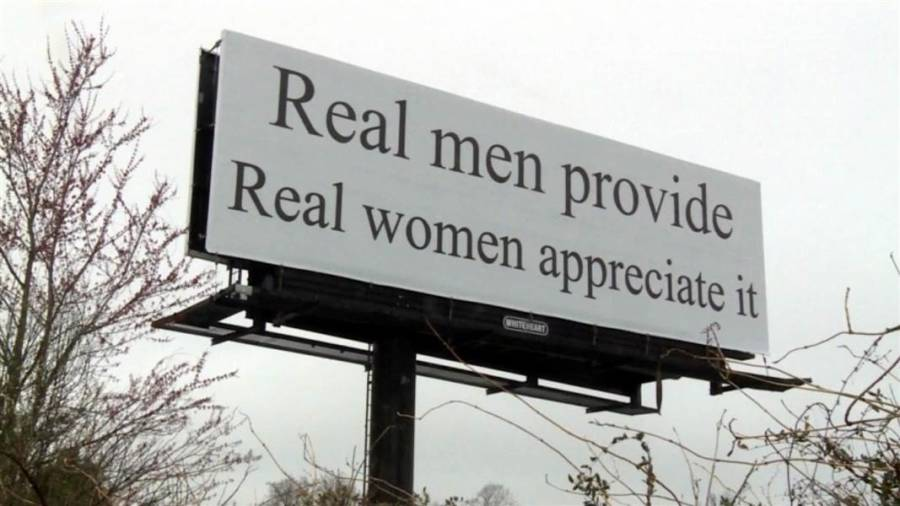 Sexist Billboard