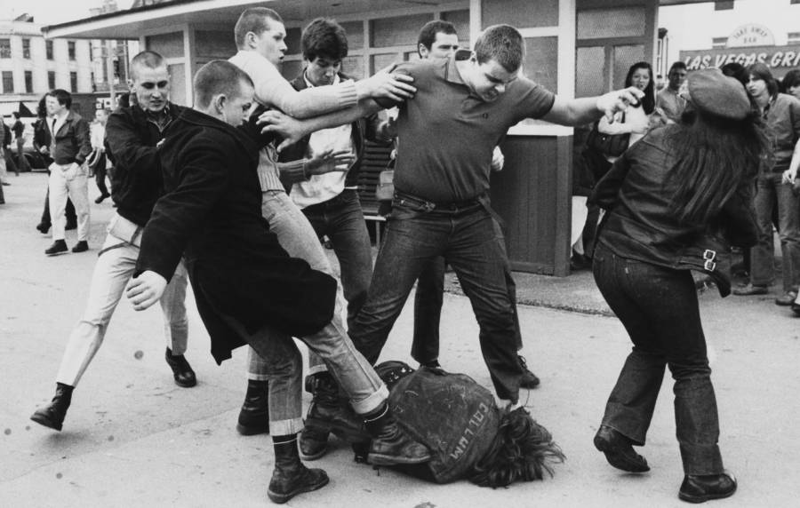 Skinhead Fight