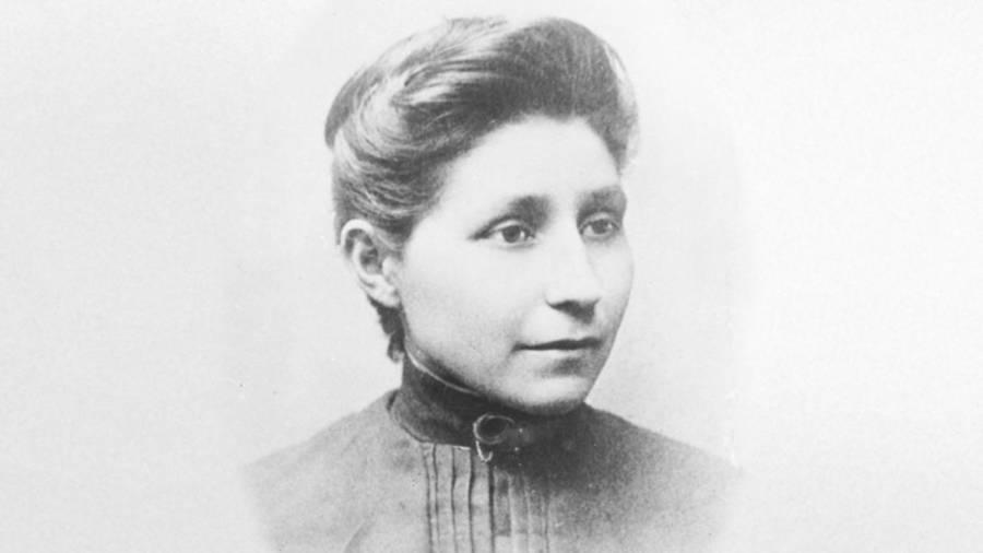 Susan La Flesche Picotte Portrait