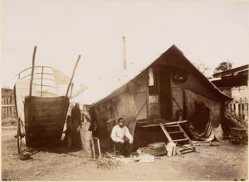 Vannier House Wagon