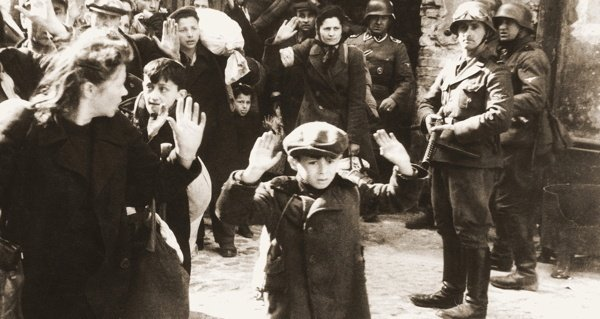 Warsaw Ghetto Uprising 33 Harrowing Photographs-6673