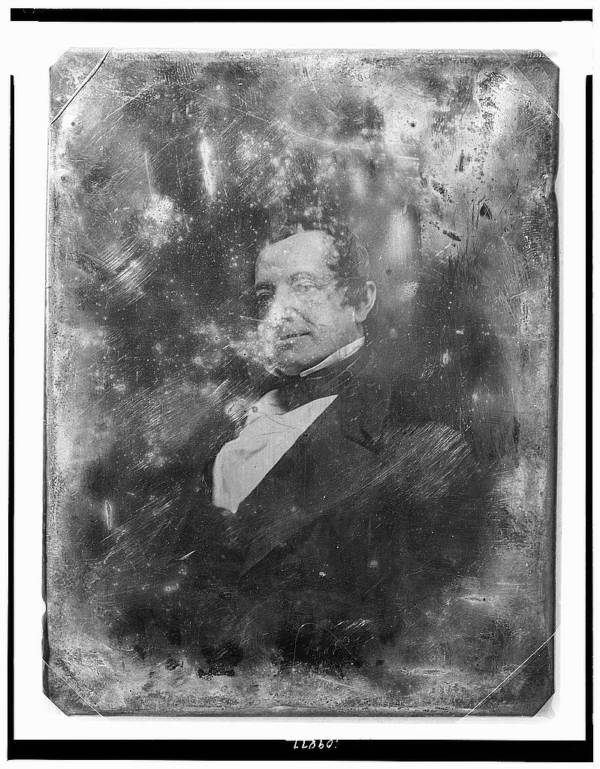 Washington Irving Mathew Brady