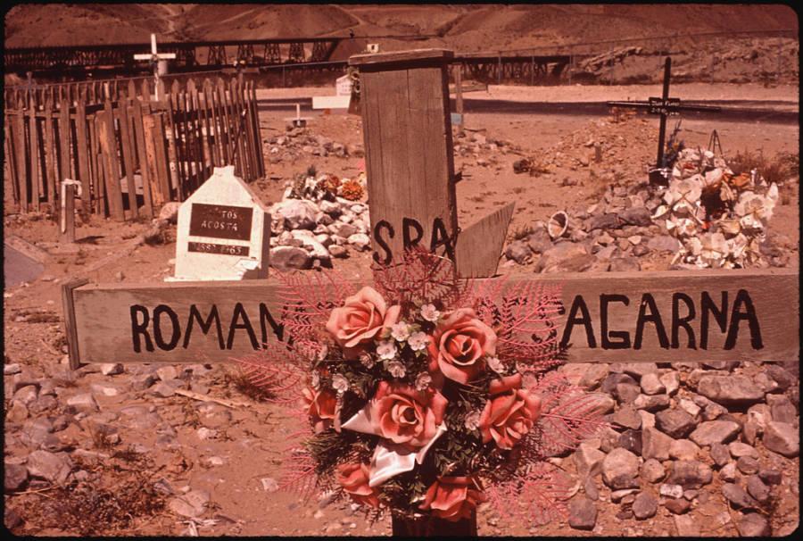 Worker Cemetery