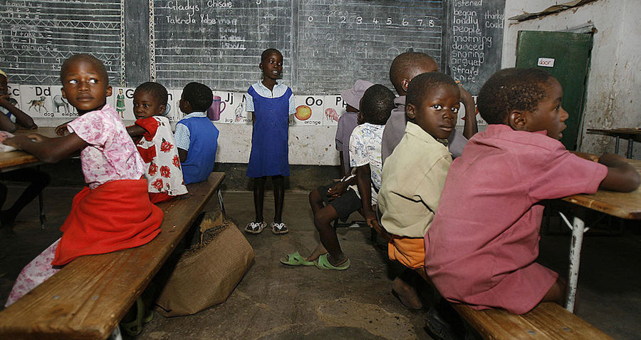 Zimbabwe Children