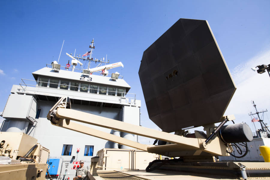 Active Denial System Maritime