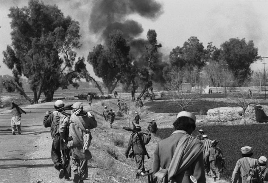 Attack On Jalalabad