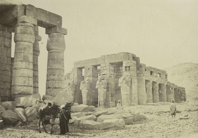 Big Stone Columns