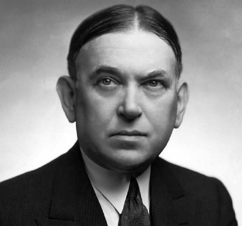 Black And White Hl Mencken Photo
