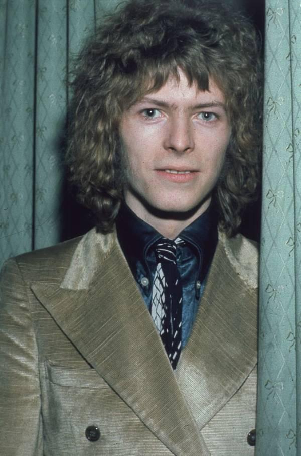 Bowie Curls