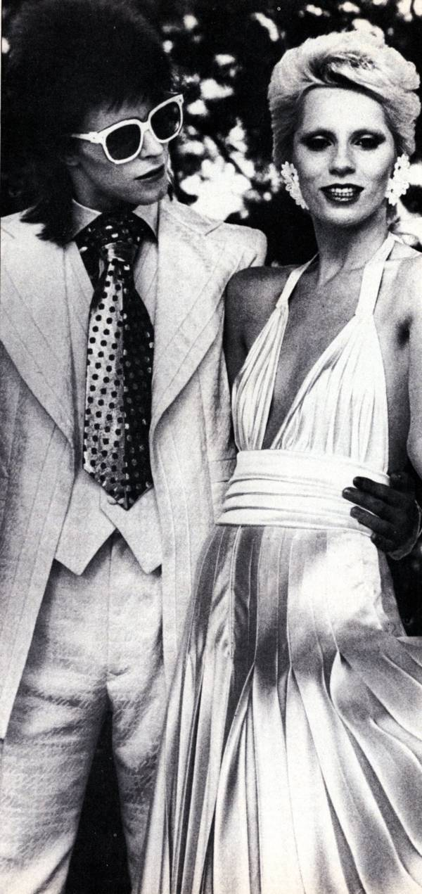 Bowie First Wife Angie