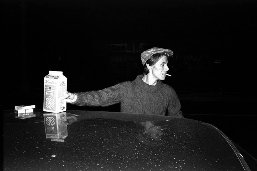 Bowie Milk