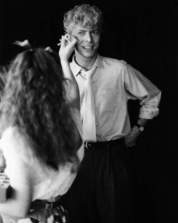Bowie Photoshoot