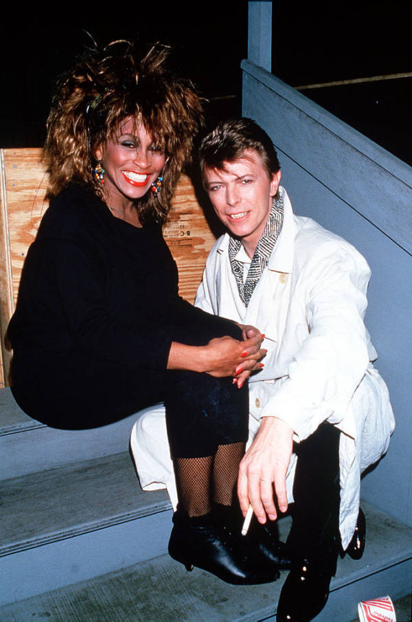 Bowie Tina Turner
