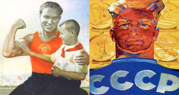 25 Soviet Propaganda Posters From The Height Of The Cold War