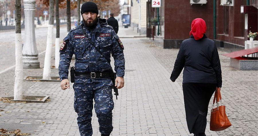Chechen Police Og