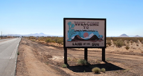 California City Is The State Of California's Biggest, Emptiest Town