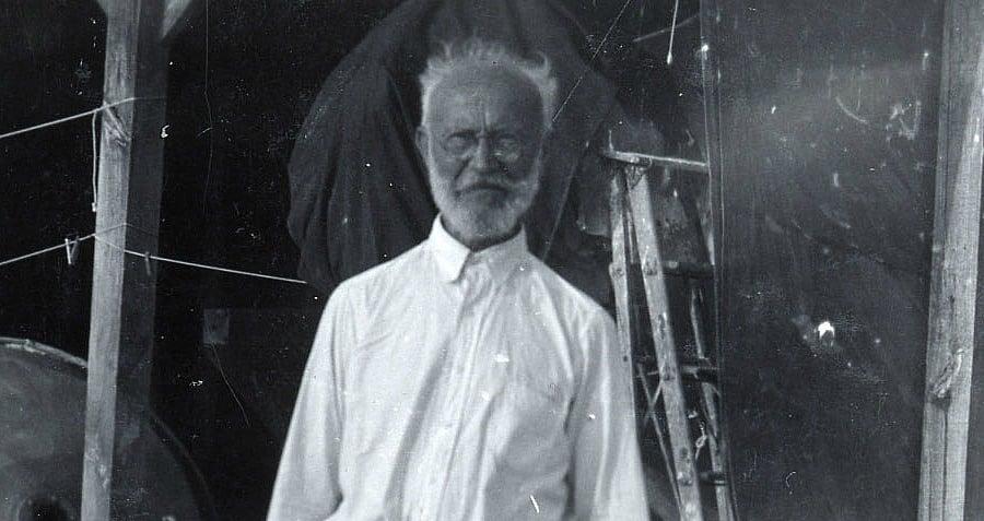 Doctor Carl Tanzler