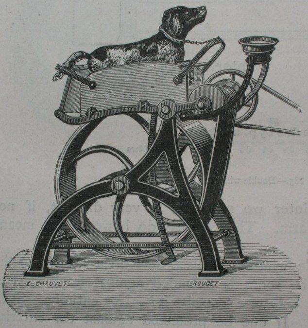 Dog Sewing Machine Design
