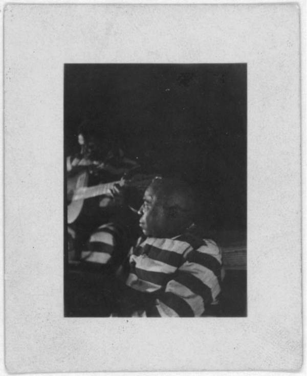Early Blues Singer Leadbelly