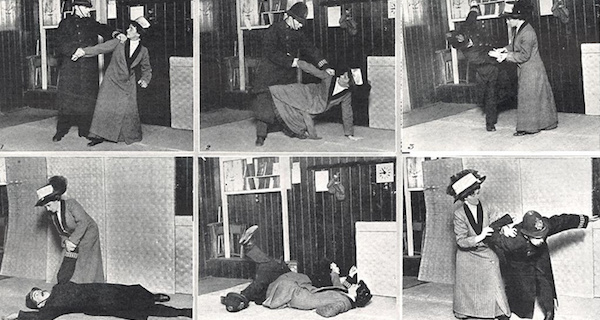 Police brutality in the 1900's