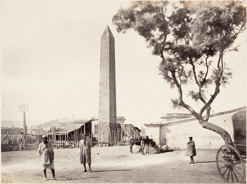 Egyptian Obelisk Alexandria