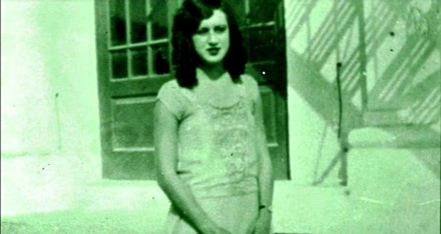Elena Milagro Hoyos Portrait Corpse Love