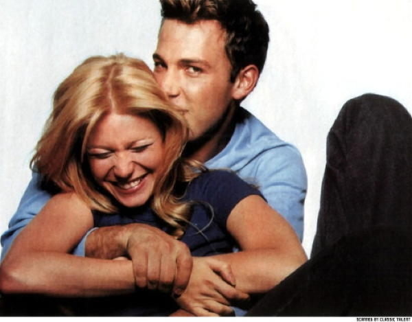 Embrace Paltrow Affleck