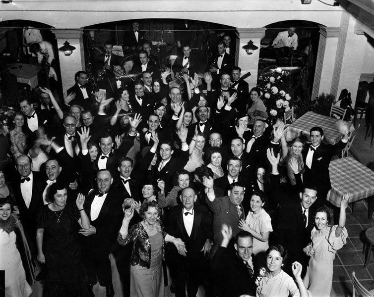 End Of Prohibition Celebration