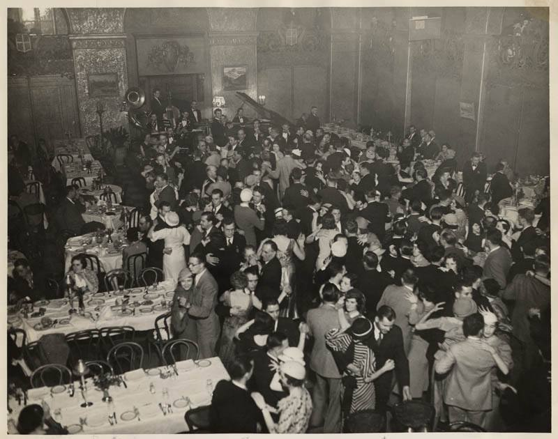 End Of Prohibition Dance