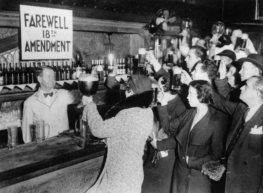Farewell 18th Amendment
