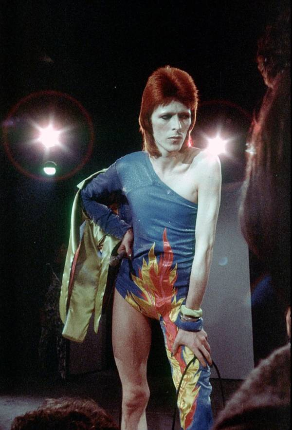 Firecrotch Bowie