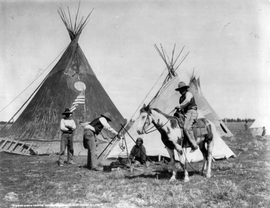 Fort Belknap Indian Reservation