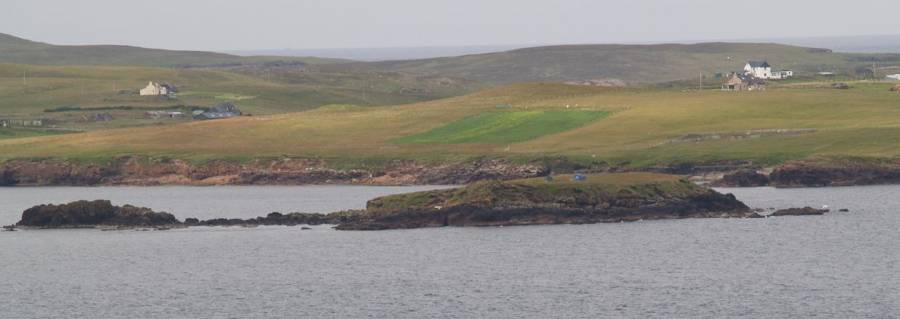 Forvik Island
