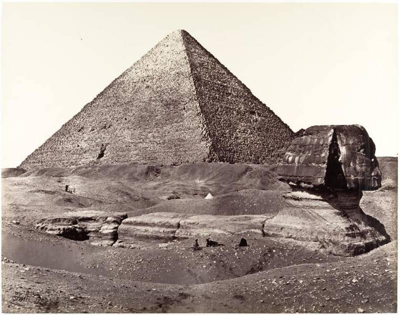 Francis Frith Pyramid