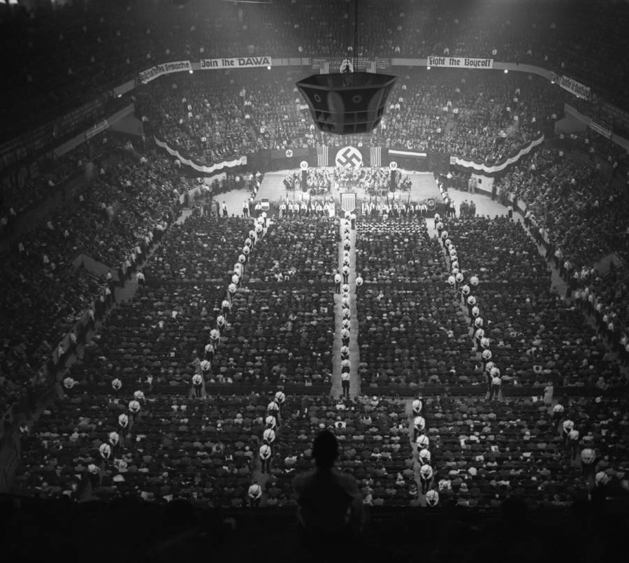 German American Bund Rally