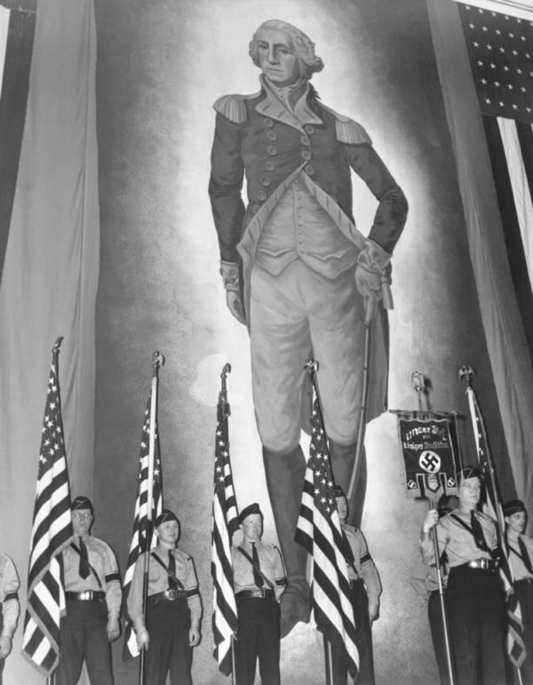 German American Bund Washington