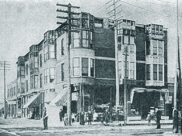 H.h. Holmes House