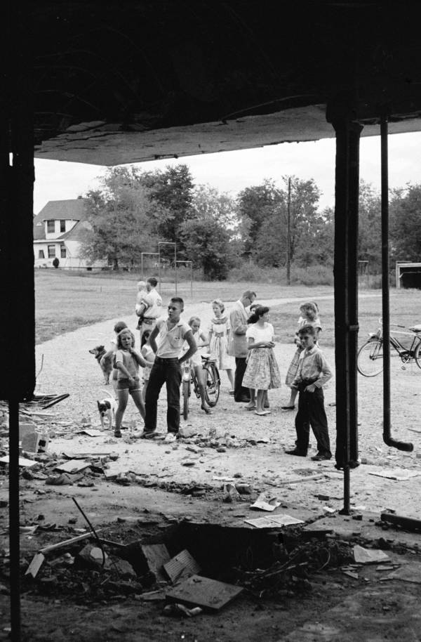 Hattie Cotton School Bombing