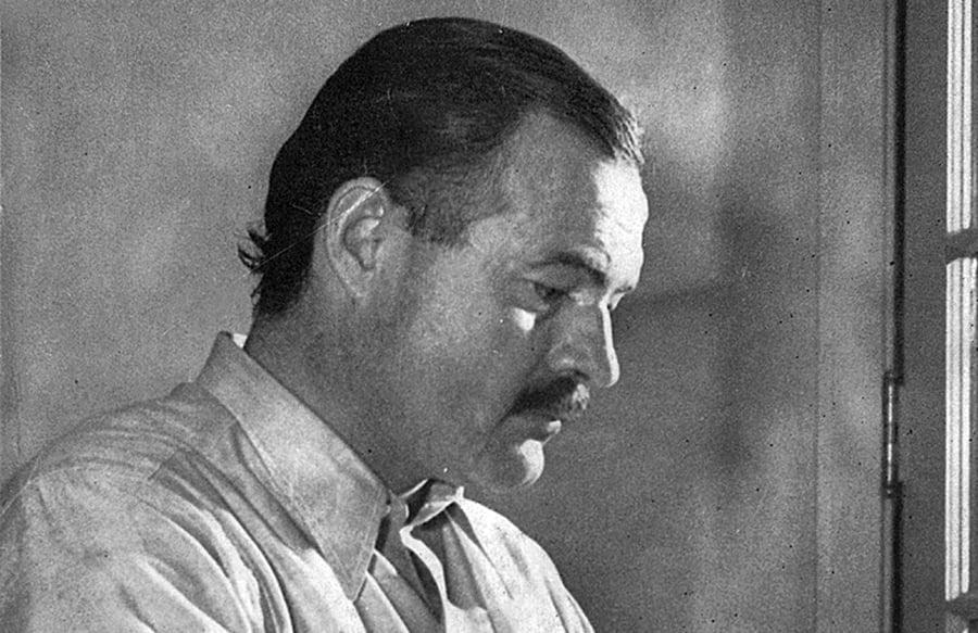 Ernest Hemingway Spy