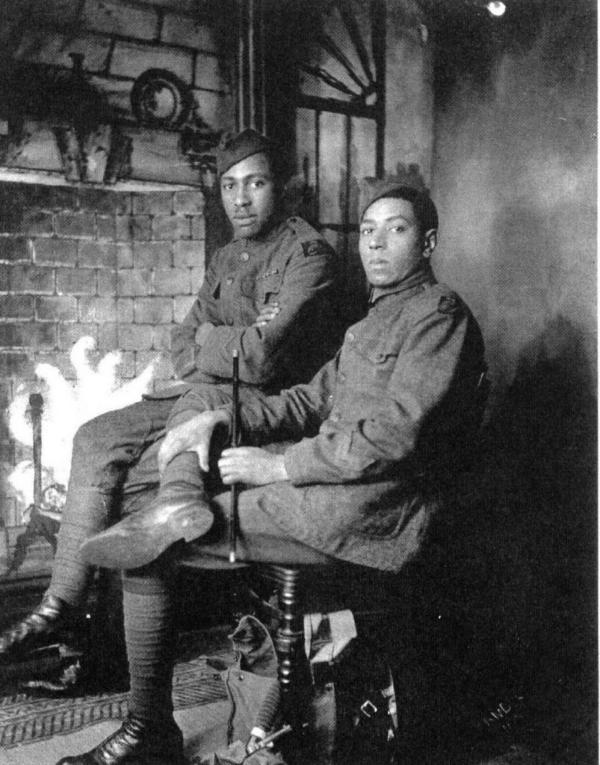 Henry Johnson And Needham Roberts