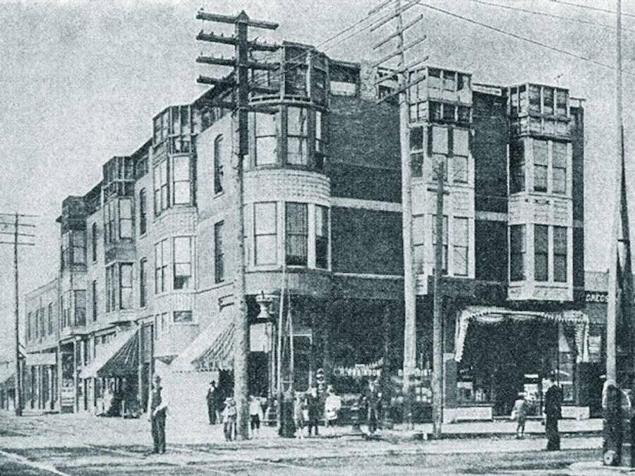 H. H. Holmes Hotel