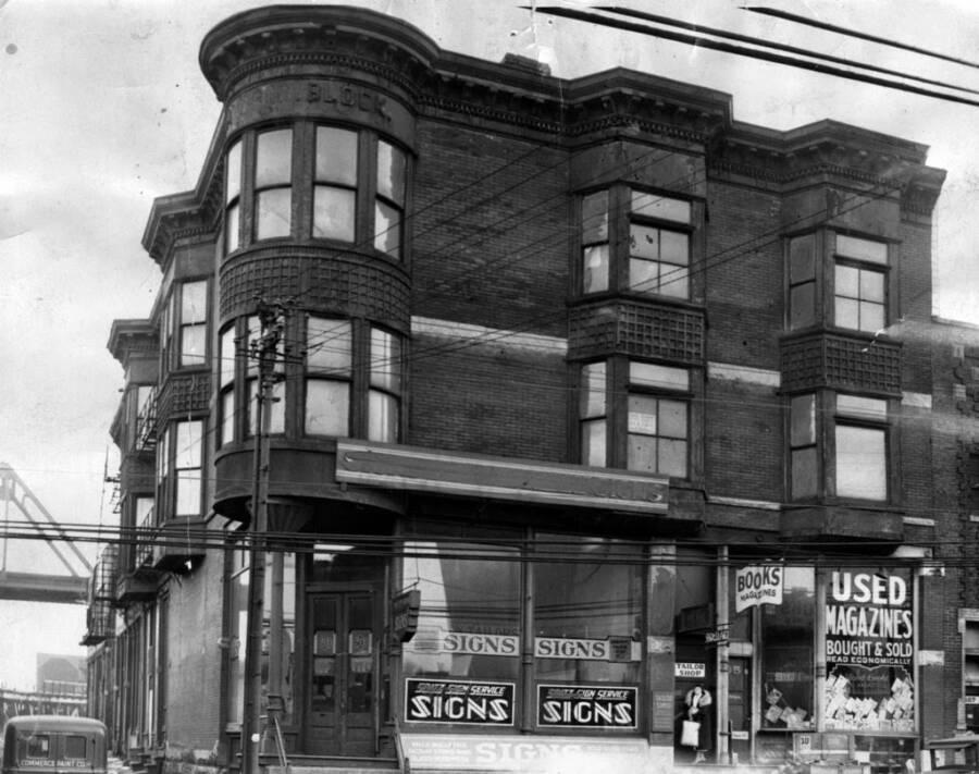 H.H. Holmes' Murder Mansion