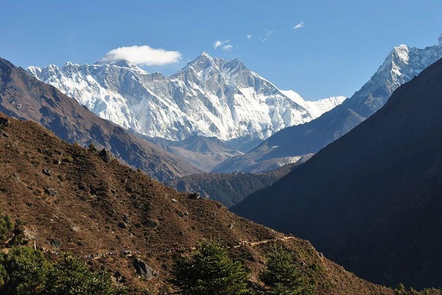 Himalaya Rescue Of Liang Sheng-yu