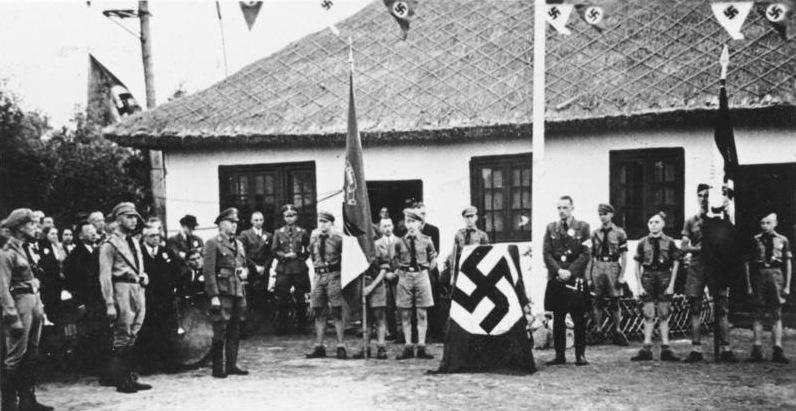 Hitler Youth In Shanghai