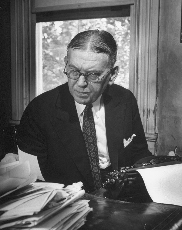 Hl Mencken Quotes Writing