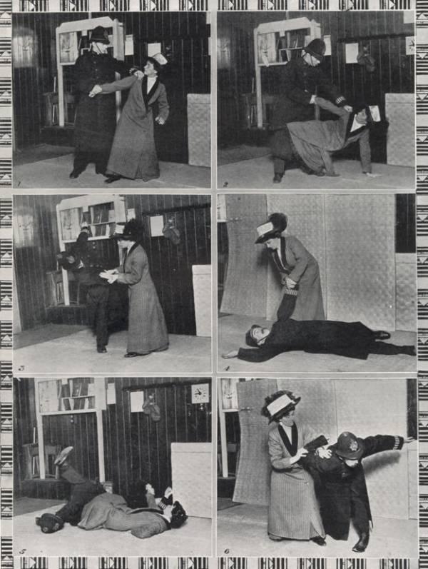 Jiu Jitsu Demonstration