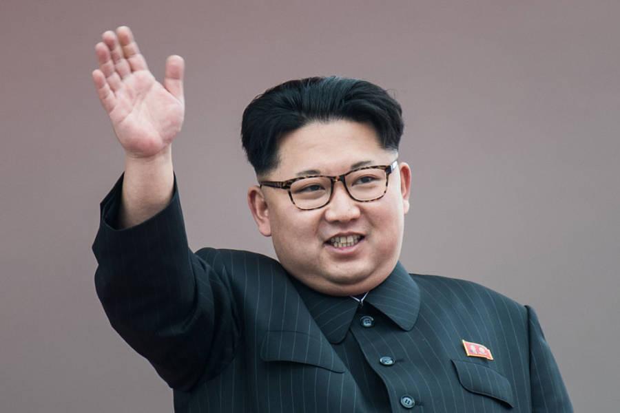 Kim Jon Un Wave