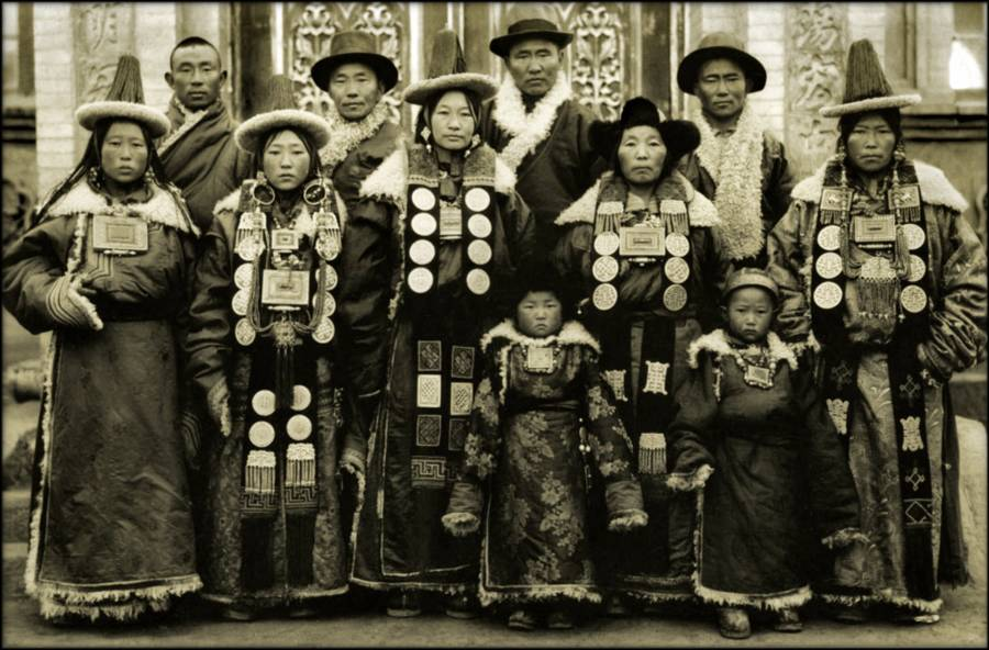 Lanchow Family