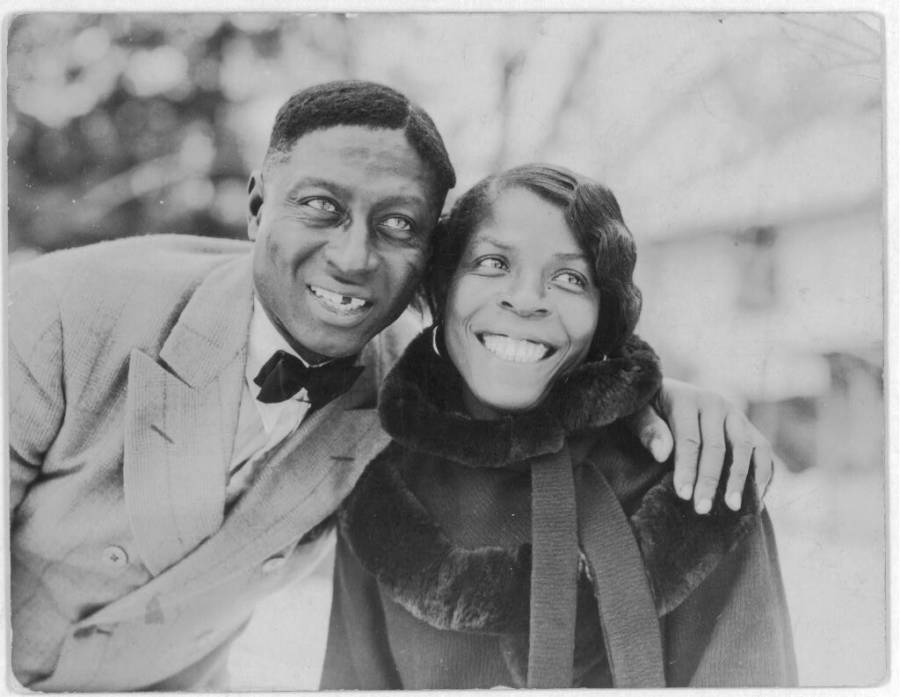 Leadbelly With Martha Promise Leadbetter