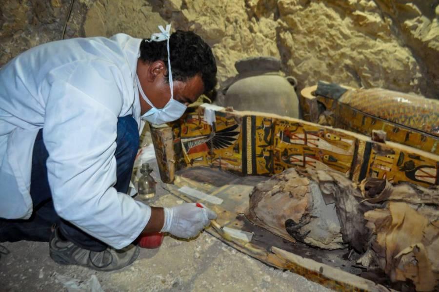 Luxor Mummies